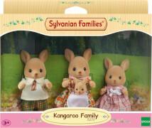EPOCH Sylvanian Families 3148 Känguru: Familie Beutel