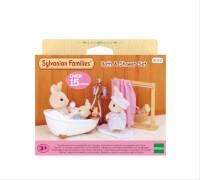 Sylvanian Families 3562 Bad- und Dusch-Set