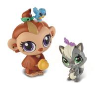 Hasbro Littlest Pet Shop Pfötchenfreunde