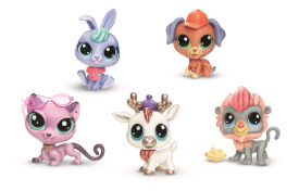 Hasbro Littlest Pet Shop Sammeltierchen B