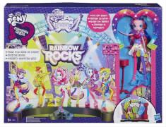 Hasbro Equestria Girls Rockstar Bühne
