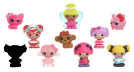 Lalaloopsy Tinies - 10er-Pack Design 2
