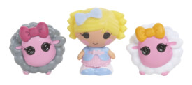 Lalaloopsy Tinies - 3er-Pack Design 1