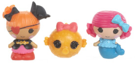 Lalaloopsy Tinies - 3er-Pack Design 2