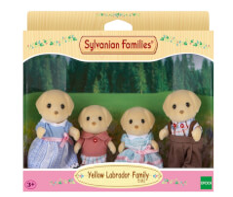Sylvanian Families 5182 Labrador Familie
