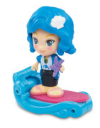 Vtech Flipsies - Sandy mit Surfboard