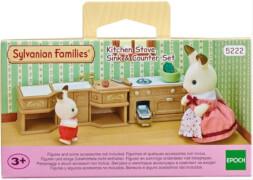 EPOCH Sylvanian Families 5222 Kücheneinrichtungs-Set
