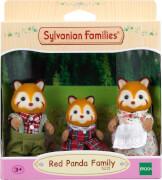 Sylvanian Families 5215 Rote Panda Familie