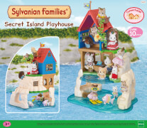 Sylvanian Families 5229 Inselspielhaus