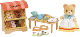 Sylvanian Families 5239 Donut Stand