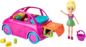 Mattel Polly Pocket Picknick-Cabrio
