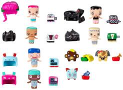 Mattel MyMiniMixieQs 4er-Pack Figuren, sortiert