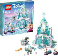 LEGO® 41148 Disney Frozen - Die Eiskönigin Elsas magischer Eispalast, 701 Teile, ab 5  Jahre
