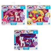 Hasbro B8809EU4 My Little Pony - Spaßfrisuren Ponys, ab 3 Jahren
