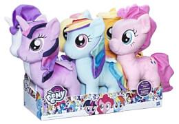 Hasbro B9817EU4 My Little Pony - Kuschelfreunde, ca. 30 cm, ab 3 Jahren