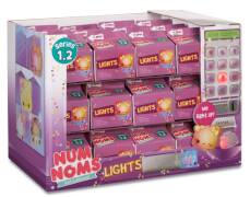 Num Noms Glow Mystery Packs Sortiment