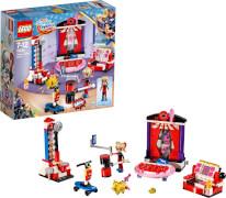 Lego 41236 DC SG Das Zuhause von Harley Quinn