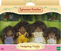 EPOCH Sylvanian Families 4018 Igelfamilie von Stachel