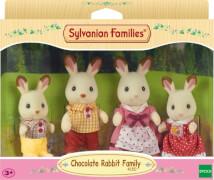 Sylvanian Families 4150 Schokoladenhasen Familie