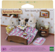 Sylvanian Families 5019 Doppelbett