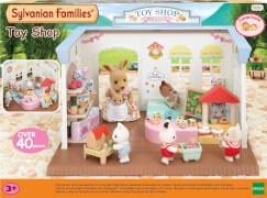 EPOCH Sylvanian Families 5050 Spielzeugladen Abenteuerkiste