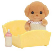 EPOCH Sylvanian Families 5260 Toy-Pudel Baby
