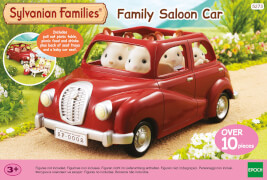 Sylvanian Families 5273 Sylvanian Families Familien-Limousine