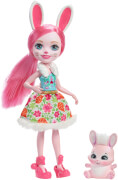 Mattel Enchantimals Hasenmädchen Bree Bunny