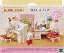 EPOCH Sylvanian Families 5284 Klavier-Schreibtisch-Set