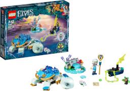 LEGO® Elves 41191 Naida und die Wasserschildkröte, 205 Teile, ab 7 Jahre