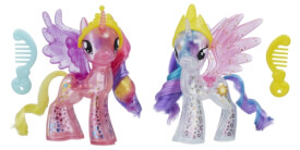 Hasbro My Little Pony E0185EU4 - Movie Glitzerparty Prinzessinnen