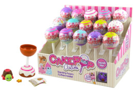 AMIGO 27120 Cake Pop Cuties Surprise, sortiert