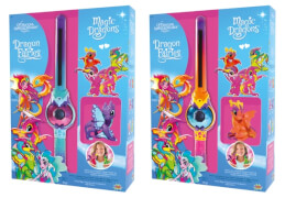Princess Dragon Wand & Dragon, sortiert
