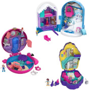 Mattel FRY35 Polly Pocket Pocket World Schatullen sortiert