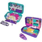 Mattel FRY39 Polly Pocket Hidden Places Spielset sortiert