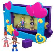 Mattel FRY96 Polly Pocket Beste Freunde Bilderrahmen