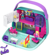 Mattel GCJ86 Polly Pocket Pocket World Einkaufszentrum Schatulle