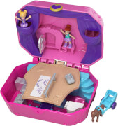 Mattel GCJ88 Polly Pocket Pocket World Ballettbühne Schatulle
