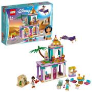 LEGO® Disney Princess 41161 Aladdins und Jasmins Palastabenteuer