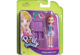Mattel FTP67 Polly Pocket Aktiv-Puppe & Zubehör
