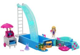 Mattel FTP75 Polly Pocket Wasserspaß-Überraschung