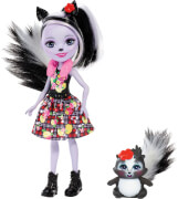 Mattel FXM72 Enchantimals Sage Skunk & Caper