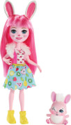 Mattel FXM73 Enchantimals Bree Bunny & Twist