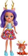 Mattel FXM75 Enchantimals Danessa Deer & Sprint
