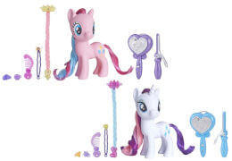 Hasbro E3489EU4 My Little Pony Magischer Haarsalon