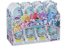 Hasbro E5966EU4 My Little Pony Cuties Sammelfiguren, sort.