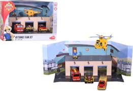 Dickie Sam Fire Rescue Team Set