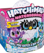 Spin Master Hatchimals HatchiBabies Kitsee