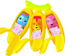 Banana's, sotiert