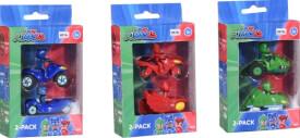 PJ Masks Twin Pack, 3-sortiert
